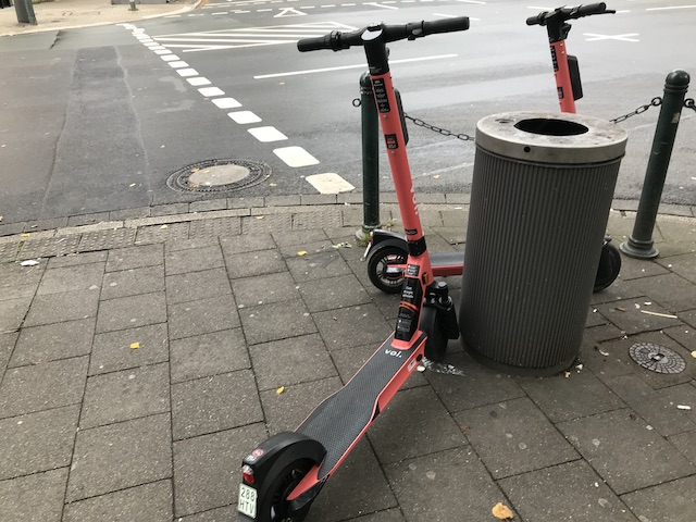 E-Scooter