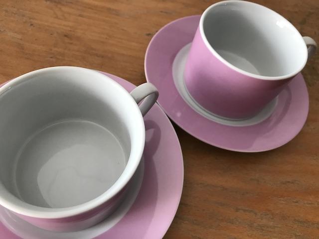 コーヒーカップとソーサー