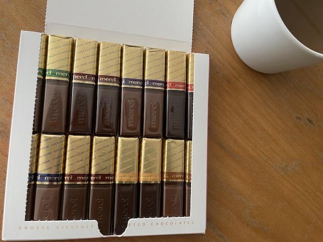 merciチョコレート